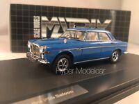 MATRIX SCALE MODELS 1/43 Rover 5.5 Litre P5B Saloon 1972 Blue Art. MX41706-111