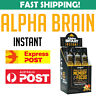 ONNIT Alpha BRAIN Instant 30 packs PEACH Nootropic GPC Huperzine Joe Rogan JRE