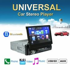 "1 DIN 7"" TFT LCD touchscreen MP5 Car Multimedia Player W/ Bluetooth FM Radio"