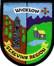 Boy Scout Badge Ext WICKLOW St. KEVINS REGION CSI Assn IRELAND