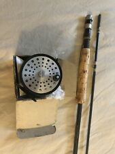 Vintage 8ft South Bend 6wt Diawa 230 Fly Reel Lined