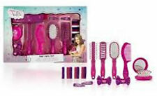 Disney VIOLETTA Hair Care Set - Brush Comb Headbands/Bows Pony Bands Mirror....