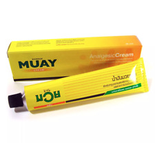 muay thai namman boxing oil pain massage cream analgesic relief 100g athlete