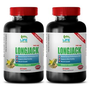 Tongkat 200 1 - LONGJACK 2170mg - Increased Interest In Sex Formula 2B