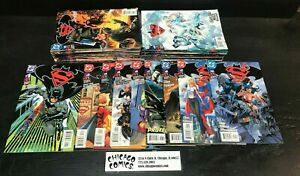 63 Issues of Superman/Batman #1-87 Lot!! DC Comics 2003 FN-NM Loeb McGuiness