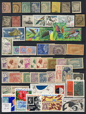 Worldwide France, French Colonies stamp collection with plenty of value, 1 page