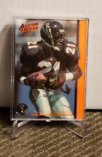 1992 Action Packed Rookie Update #84N Deion Sanders Neon Short Print KCC
