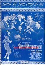 """SIS HOPKINS Sheet Music """"Look At You, Look At Me"""" Judy Canova Bob Crosby"""