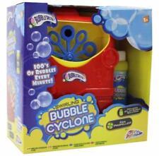 Grafix Bubble Machine Blower Disco Party Garden Toy & Liquid Solution Sr49