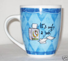 I'ts Only a Job Fine Porcelain Coffee Cup Mug by History & Heraldry H&H