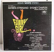 "FUNNY GIRL Original Broadway Cast Original 1964 12"" Vinyl LP"
