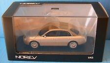 Lancia Thesis Salon de Francfort 2007 marron NOREV 1 43