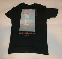 The Couture Club Roy's Logo T-Shirt Small (Oversize – Fits Large) Black
