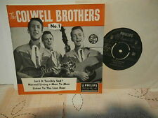 "the colwell brohers""No.1""ep7""or.uk 1957.philips:11047."