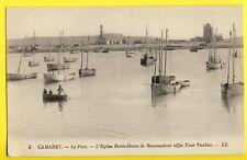 Carte Postale Bretagne CAMARET sur MER Chapelle ND de ROCAMADOUR TOUR VAUBAN