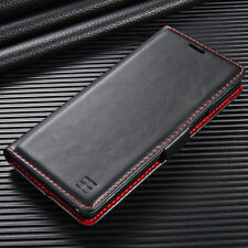 Case Luxury Leather Wallet Flip Stand Cover For Samsung Galaxy Note 9 S8 S9 S10+