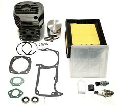 Cylinder kit for Husqvarna K760 Overhaul + OEM Gasket Set + Air Filter set