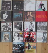 NENA umfangreiche Sammlung CDs DVD neuwertig