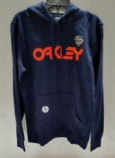 Oakley Men's Navy Dwr Fp P/O Hoodie Size M 461396A