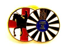 Pin Spilla Round Table International - Italia Sezione Padova, cm 2,5 x 1,8