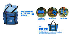 Equi Cool Down Self Cooling Equine Premium Combo Therapy Wrap - No Refrigeration