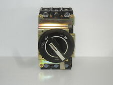 FUJI ELECTRIC BU-KSB2400 USED 400A CIRCUIT BREAKER 2P W/ ON/OFF HANDLE BUKSB2400