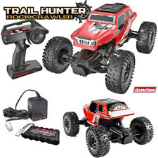 Redcat DANCHEE 1/12 TRAILHUNTER Rock Crawler 4WD Red RTR w/ Battery / Charger