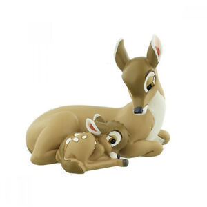 DISNEY MOTHER AND BAMBI MY LITTLE ONE FIGURINE FROM WIDDOP AND CO GIFT BOXED