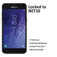 Net10 Samsung Galaxy J3 Orbit 4G LTE Prepaid Cell Phone (Refurbished)
