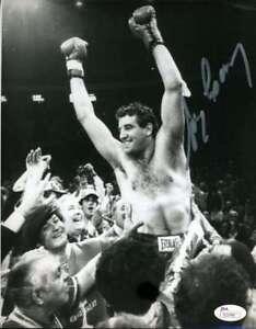 Gerry Cooney Jsa Coa Autographed 8x10 Photo Authentic Signed