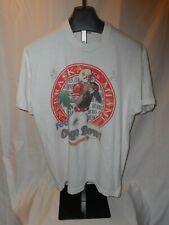 Rare Vintage 1995 Orange Bowl  Nebraska Cornhuskers T Shirt Miami Size 3XL