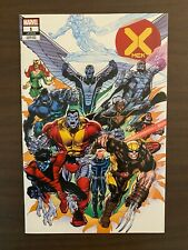 X-Men vol.5 #1 RI Comic con 2019 Variant NM+ 9.6 Giant Size 1 Marvel Comic Book
