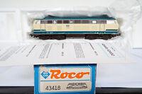 Roco HO/DC 43418 Diesel Lok BR 215 093-6 DB (CQ/39-40S9/1)