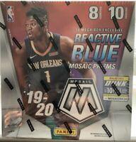2019-2020 Panini Mosaic NBA Mega Box