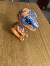 Untamed T-Rex by Fingerlings SCRATCH Orange Interactive Dinosaur Wowwee 2017