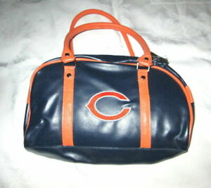 CHICAGO BEARS Embroidered Logo Fastlane Purse #16 - NEW