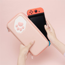 Cat Claw Portable Protector Case Storage Bag Carrying For Nintendo Switch Lite