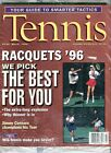 TENNIS+MAGAZINE+1996+MARCH+BRAND+NEW+IN+PLASTIC+FACTORY+SEALING.+FREE+SHIPPING