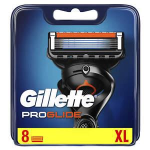 Gillette Fusion 5 Proglide 8 XL Razor Blades (8 Pack)   FREE 🚚 DELIVERY