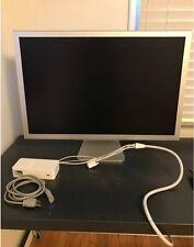 APPLE 30 INCH CINEMA HD DISPLAY WIDESCREEN MONITOR 2560 x 1600