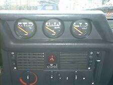 OEM BMW 3 e21 ALPINA Console Shelf & Additional Indicators VDO Gauges 323i RARE