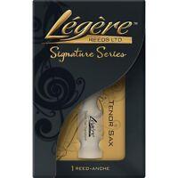 Legere Reeds Signature Series Tenor Saxophone Reed 2.5