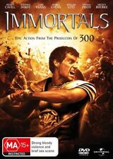 Immortals, DVD