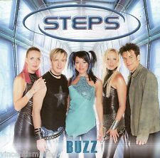 Steps - Buzz (2000), cd