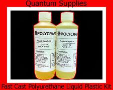 Easyflo 60 - 120 ml FAST CAST POLIURETANO LIQUIDO KIT IN PLASTICA