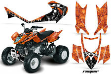 ATV Graphics Kit Quad Decal Sticker Wrap For Arctic Cat DVX400 DVX300 REAPER ORG