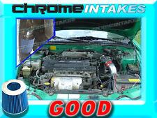 RED BLUE COLD AIR INTAKE KIT FOR 97 98 99-01 HYUNDAI TIBURON/ELANTRA 2.0L I4