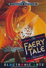 ## SEGA Mega Drive - Faery Tale Adventure ##