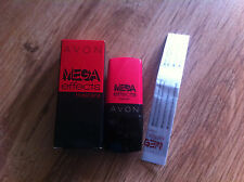 New Avon Mega Effects Mascara -Black, Navy, Brown rrp£10 Free 1st class p&p
