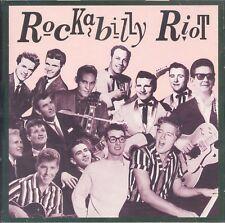 Rockabilly Riot [K-Tel] by Various Artists CD